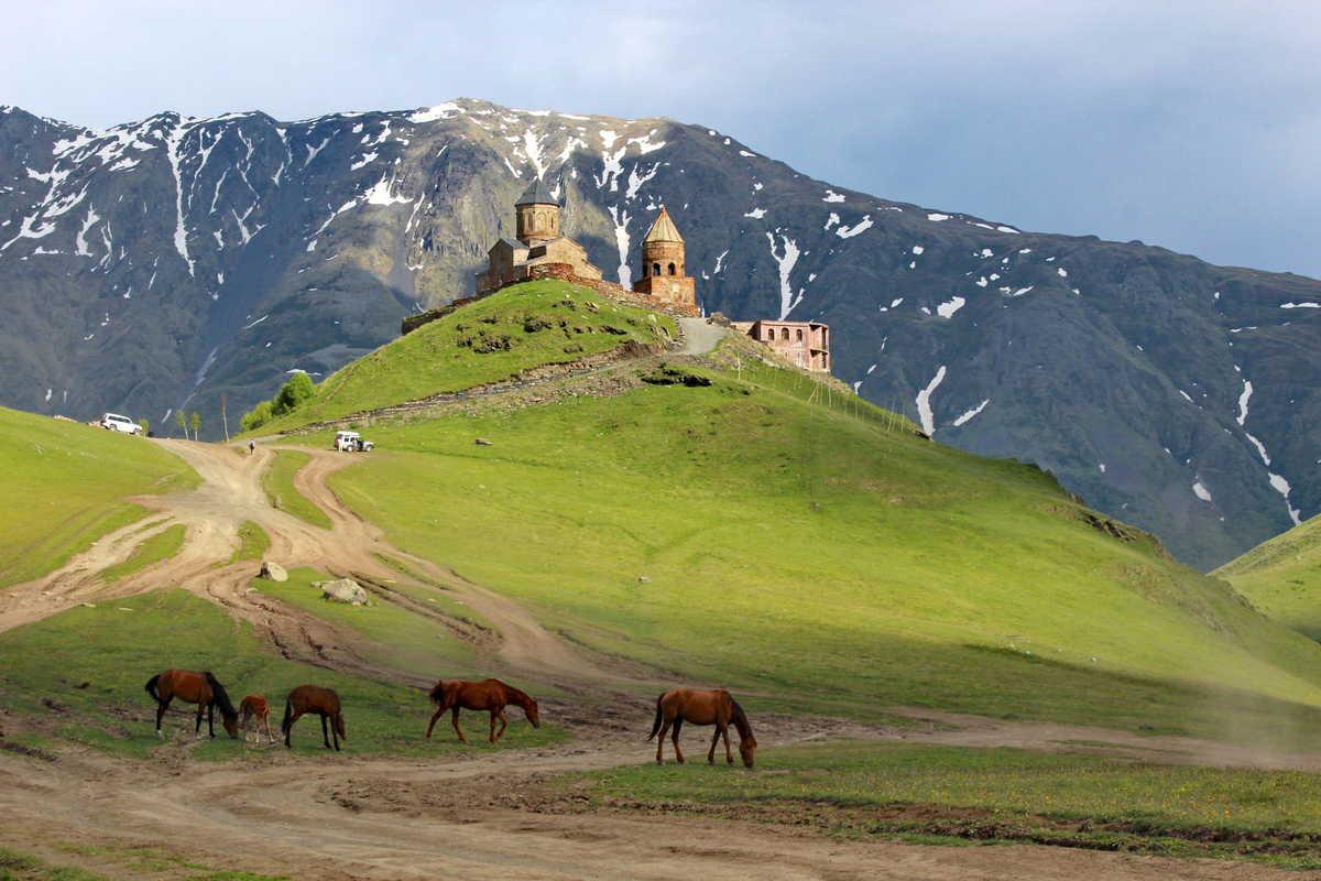 Putovanje Armenija i Gruzija Perzepolis putovanja