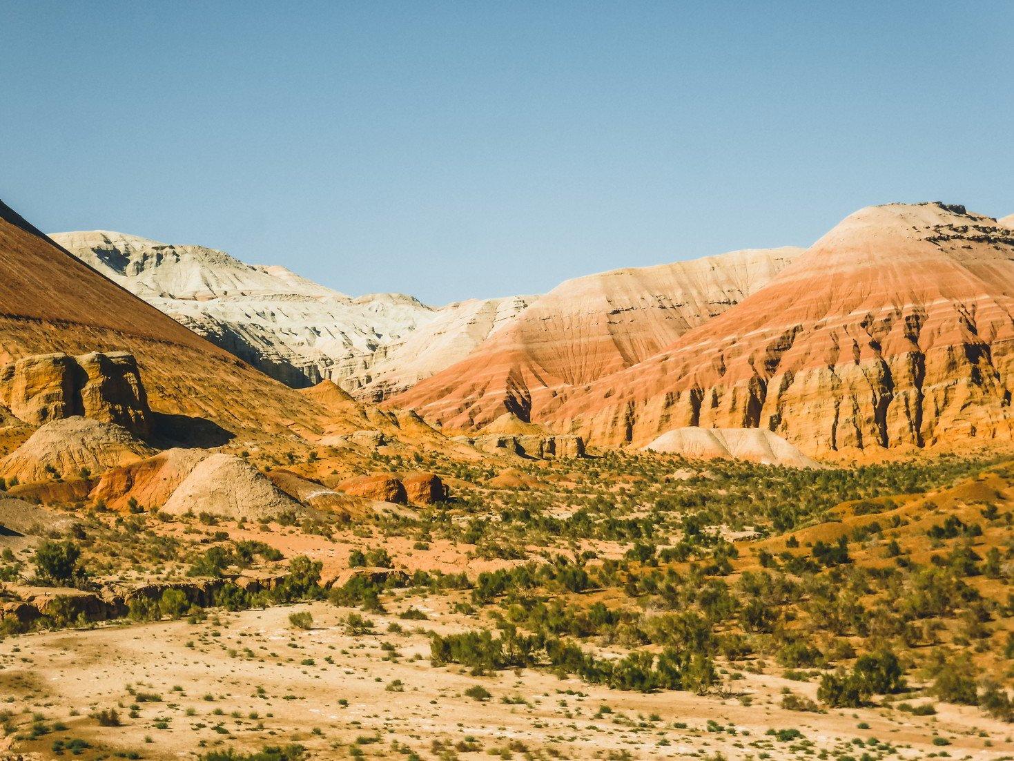 Putovanje Kazahstan - Putevima neistraženih prostranstava (1)