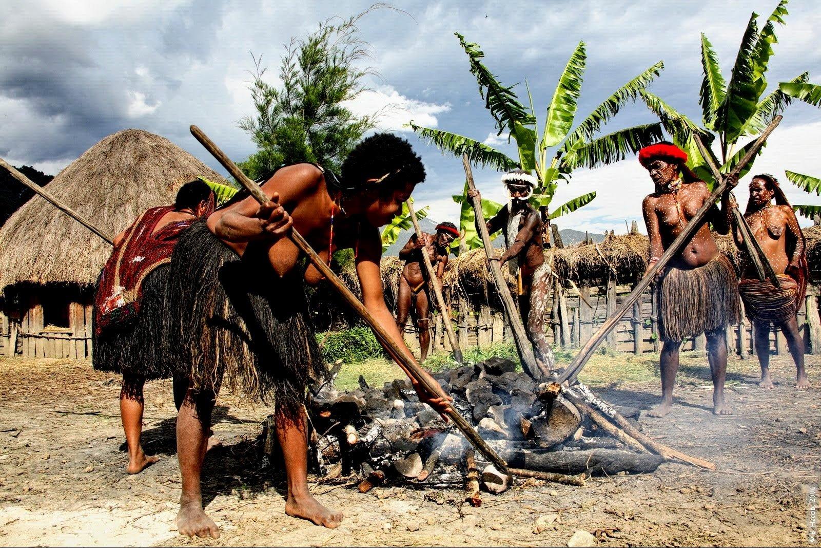 Putovanje Indonezija - Papua - Festival i treking u dolini Baliem (1)