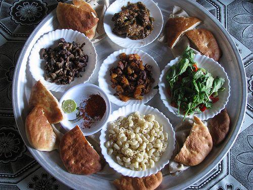 Općenito-Sudan-Hrana