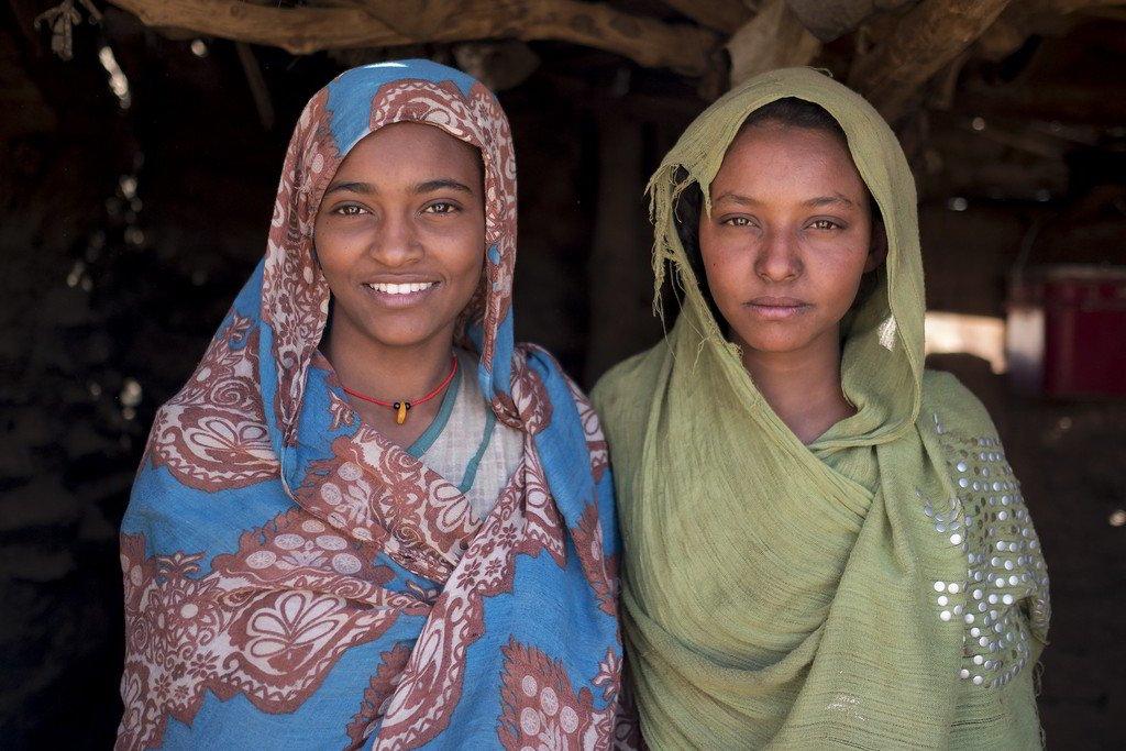 Općenito-Sudan-Odjeća