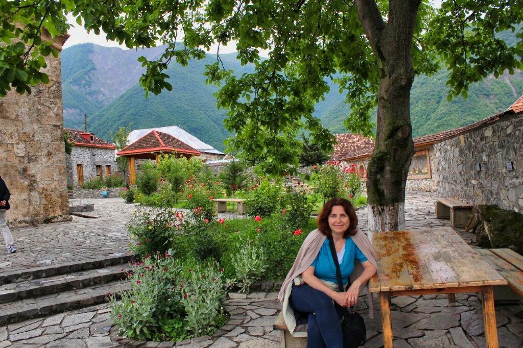 Putovanje Azerbajdžan - Neutabanim rutama (2)