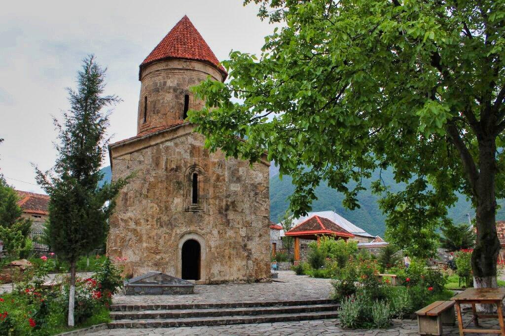 Putovanje Azerbajdžan - Neutabanim rutama (3)