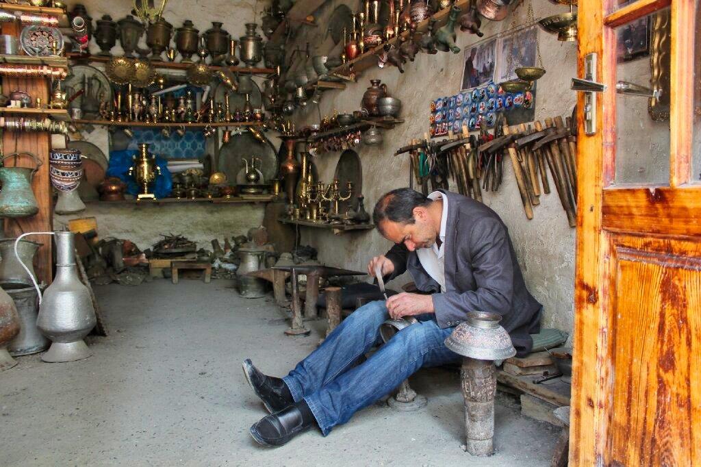 Putovanje Azerbajdžan - Neutabanim rutama (8)