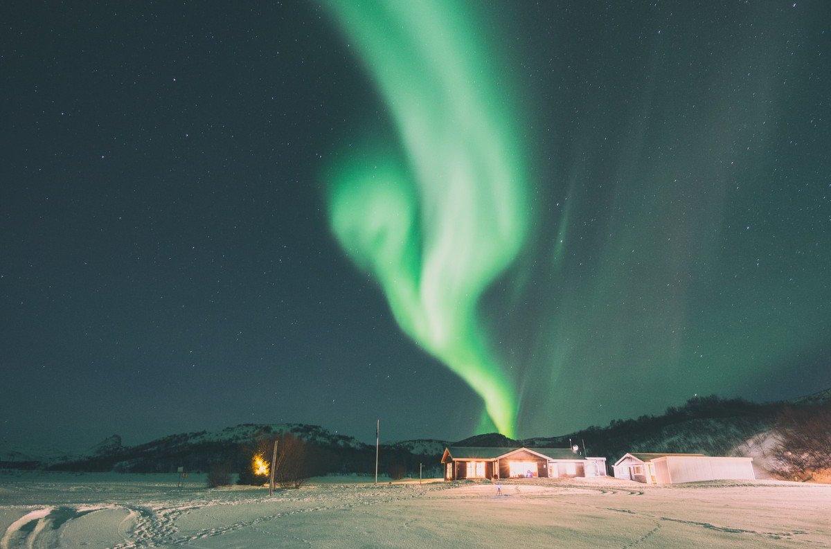 Aurora borealis-Island - Potraga za polarnom svjetlosti (1)