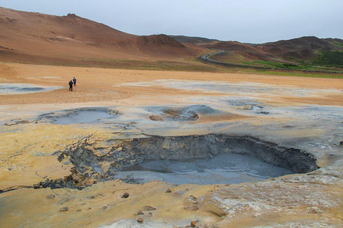 Geothermal spot Hverir-Island - Potraga za polarnom svjetlosti-13